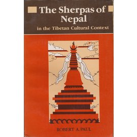 Motilal Banarsidas Publishers The Sherpas of Nepal in the Tibetan Cultural Context, by Robert A. Paul