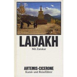 Artemis-Cicerone Ladakh mit Zanskar, von Helga Hirschberg