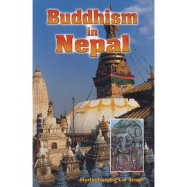 Ratna Pustak Bhandar Buddhism in Nepal, by Harischandra Lal Singh