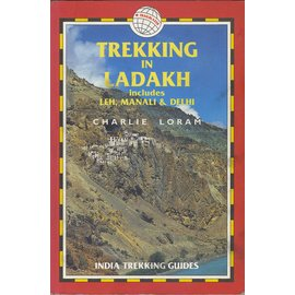 Trailblazer Publications Trekking in Ladakh, by Charlie Loram