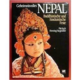 List Verlag Geheimnisvolles Nepal - Buddhistische und Hinduistische Fest, von Pitt Koch