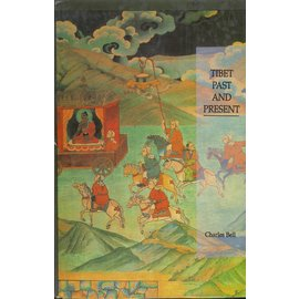 Motilal Banarsidas Publishers Tibet, Past and Present, by Charles Bell HC