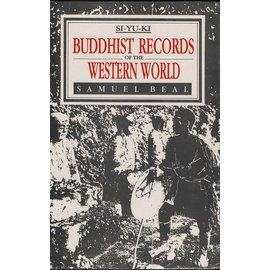 Motilal Banarsidas Publishers Buddhist Records of the Western World, by Hiuen Tsiang translated,by Samuel Beal