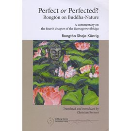 Vajra Publications Perfect or Perfected? Rongtön on Buddha-Nature