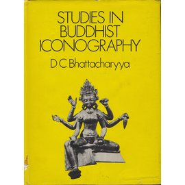 Manohar Studies in Buddhist Iconography, by D.C. Bhattacharyya