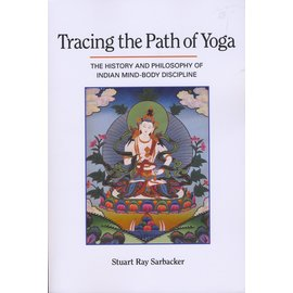 State University of New York Press (SUNY) Tracing the Path of Yoga, by Stuart Ray Sarbacker
