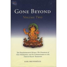 Snow Lion Publications Gone Beyond, (Volume two), by Karl Brunnhölzl