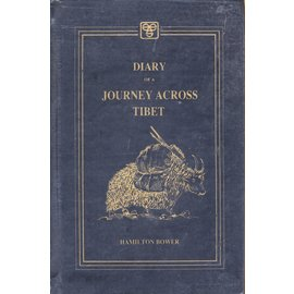 Asian Educational Services, Delhi Diary of a Journey across Tibet, by Hamilton Bower