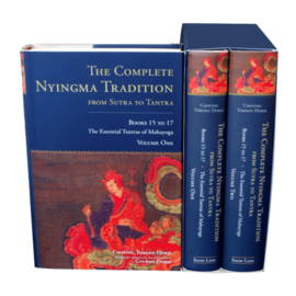 Snow Lion Publications The Essential Tantras of Mahayoga, by Choying Tobden Dorje
