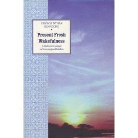 Rangjung Yeshe Publications Present Fresh Wakefulness, by Chökyi Nyima Rinpoche