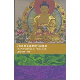Padma Publishing Gates to Buddhist Practice, by Chagdud Tulku