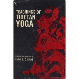 University Books, New York Teachings of Tibetan Yoga, tr. and ed. by Garma C.C. Chang