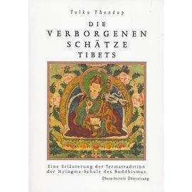 Wandel Verlag Die verborgenen Schätze Tibets s,  von Tulku Thondup