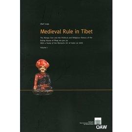 Verlag der Österreichischen Akademie der Wissenschaften Medieval Rule in Tibet, by Olaf Czaja