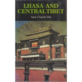 Cosmo Publications Delhi Lhasa and Central Tibet, by Sarat Chandra Das