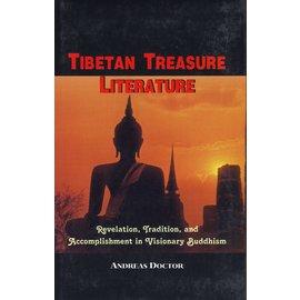 Motilal Banarsidas Publishers Tibetan Treasure Literature, by Andreas Doctor