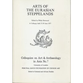 School of Oriental and African Studies SOAS Arts of the Eurasian Steppelands, by Philip Denwood