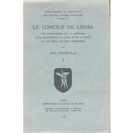 Imprimerie Nationale, Paris Le Concile de Lhasa, par Paul Demiéville