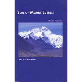Vidyadhara Publications, Dharamsala Son of Mount Everest, by Dhingri Ngawang