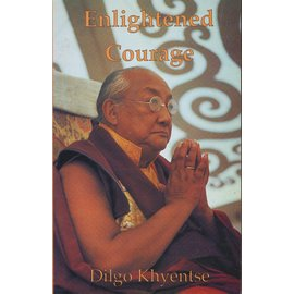 Editions Padmakara Enlighted Courage, by Dilgo Khyentse