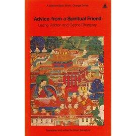 Wisdom Publications Advice from a Spiritual Friend, by Geshe Rabten, Geshe Dhargyey