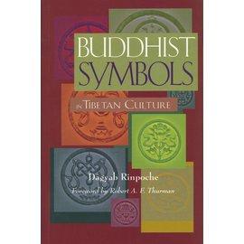 Wisdom Publications Buddhist Symbols in Tibetan Culture, by Dagyab Rinpoche