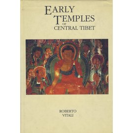 Serindia Publications Early Temples of Central Tibet, by Roberto Vitali