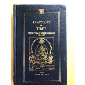 Asian Educational Services, Delhi An Account of Tibet, The Travels of Ippolito Desideri, by Filippo de Filippi