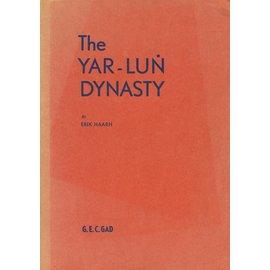 G.E.C. Gad The Yar-Lun Dynasty, by Erik Haarh