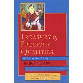Shambhala Treasury of Precious Qualities (1), Sutra Teachings, by Jigme Lingpa