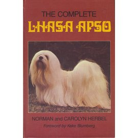 Howell Book House, N.Y. The Complete Lhasa Apso, by Norman and Carolyn Herbel