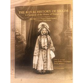 Serindia Publications The Royal History of Sikkim, John A. Ardussi, Anna Balicki Denjongpa, Per K. Sorensen