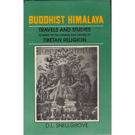 Bruno Cassirer, Oxford Buddhist Himalaya, Travels and Studies, by D.L. Snellgrove