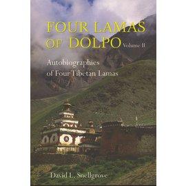 Orchid Press Four Lamas of Dolpo, vol II, by David L. Snellgrove