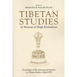 Orchid Press Tibetan Studies in Honour of Hugh Richardson, ed by Michael Aris and Aung San Suu Kyi