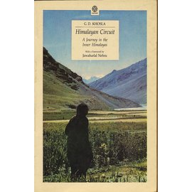 Oxford University Press Himalayan Circuit, a journey in the inner Himalayas, by G.D. Khosla
