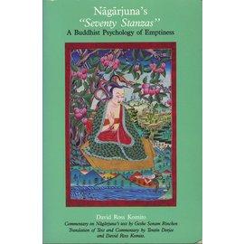 "Snow Lion Publications Nagarjuna's ""Seventy Stanzas"", by David Ross Komito"