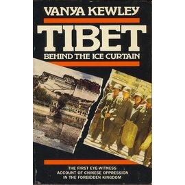 Crafton Books, London Tibet behind the Ice Curtain, by Vanya Kewley