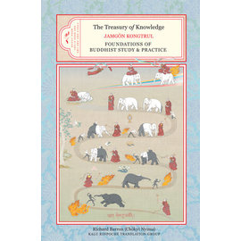 Snow Lion Publications Foundations of Buddhist Study (Practice (The Treasury of Knowledge, 8/1+2), by Jamgön Kongtrul