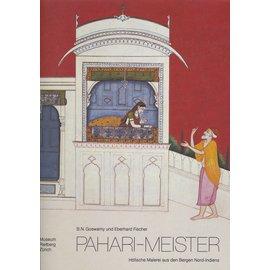 Museum Rietberg Zürich Pahari-Meister : höfische Malerei aus den Bergen Nord-Indiens, B.N. Goswamy, Eberhard Fischer