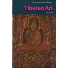 Her Majesty's Stationery Office Tibetan Art, by John Lowry