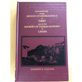 Asian Educational Services, Delhi Narratives of the Mission Bogle to Tibet, and of the  Jpurney of Thomas Manning to Lhasa