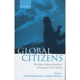 Oxford University Press Global Citizens, The Soka Gakkai Buddhist Movement in the World