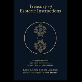 Snow Lion Publications Treasury of Esoteric Instructions, by Lama Dampa Sonam Gyaltsen, Virupa