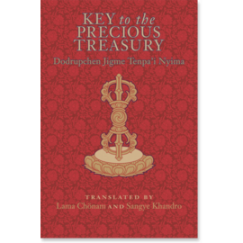 Snow Lion Publications Key to the Precious Treasury, by Jigme Tenpa'i Nyima, Lama Chomam, Sangye Khandro
