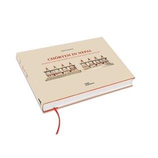 DOM Publishers Chörten in Nepal, von Niels Gutschow
