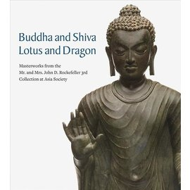 Hirmer Buddha and Shiva - Lotus and Dragon, by Adriana Proser
