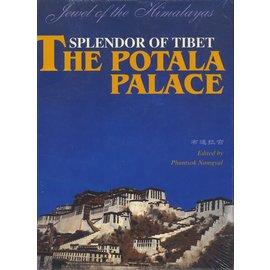 Homa & Sekey Books Splendor of Tibet: The Potala Palace, by Phuntsok Namgyal