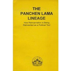 Dept. for Information, CTA Dharamsala The Panchen Lama Lineage, by Dept. for Information , CTA Dharamsala