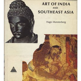 Harry N. Abrams, New York Art of India and Southeast Asia, by Hugo Münsterberg